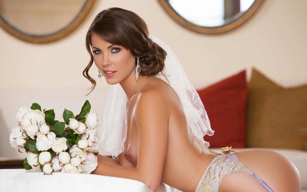 секси невесты фото мамины