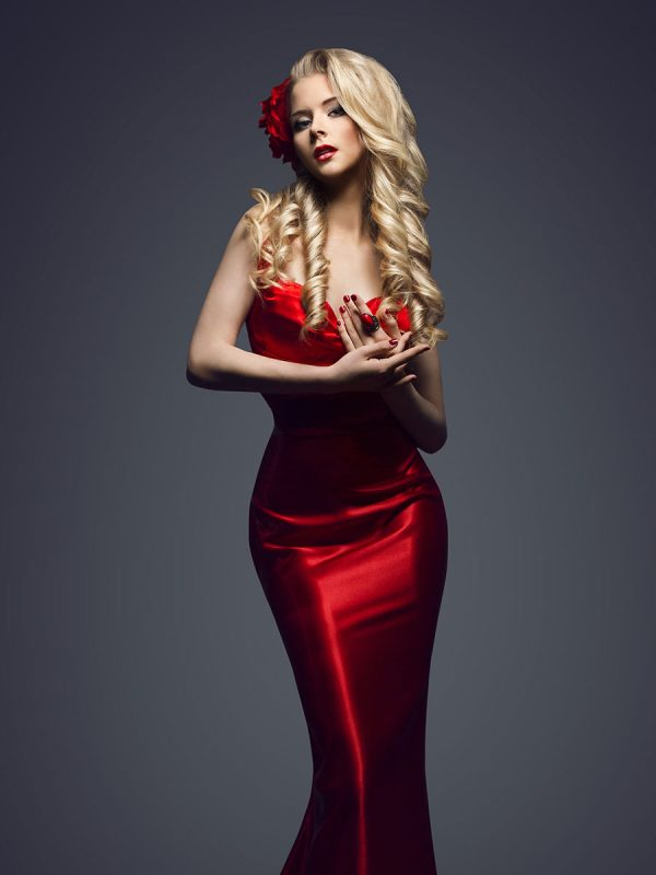 Amy   Amsterdam Escort Red